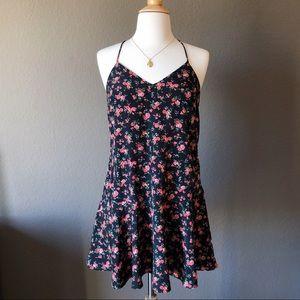 NWOT EXPRESS Drop Waist Cami Dress